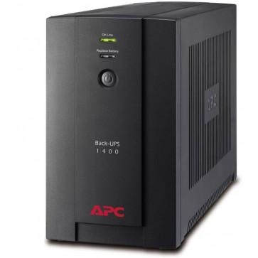 UPS APC Back-UPS 1400VA, IEC Sockets