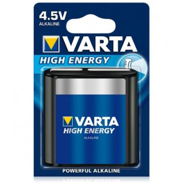 Baterie 4.5V, alcalina, VARTA High Energy