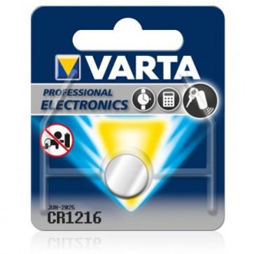 Baterie CR1216, litiu, VARTA