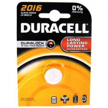 Baterie litiu, CR2016, DURACELL