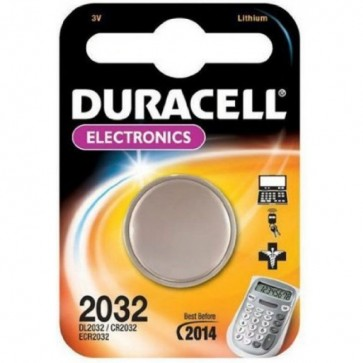 Baterii litiu CR2032, DURACELL