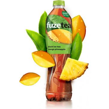 Bautura racoritoare, 1.5L, FUZETEA Mango Pineapple