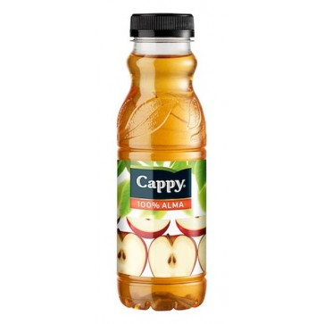 Bautura racoritoare, 330ml, CAPPY Apple
