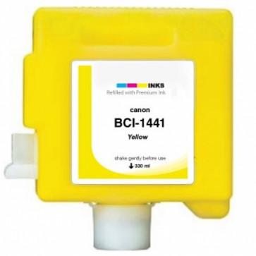 Cartus, yellow, CANON BCI1441Y