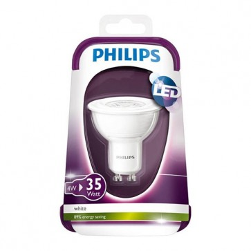 Bec LED spot, 4 W (35 W), PHILIPS