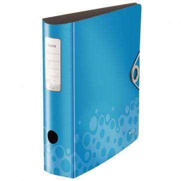 Biblioraft, 7.5cm, albastru, LEITZ 180° Active Bebop
