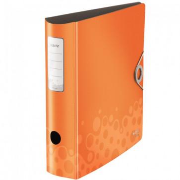 Biblioraft, 5.0cm, portocaliu, LEITZ 180° Active Bebop