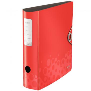 Biblioraft, 7.5cm, rosu, LEITZ 180° Active Bebop