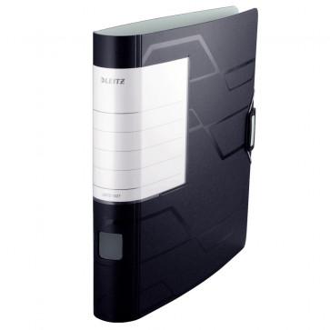Biblioraft, 6.0cm, negru, LEITZ 180° Active Prestige