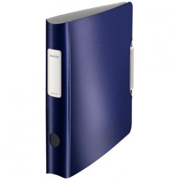Biblioraft polyfoam, 5.0cm, albastru-violet, LEITZ 180° Active Style