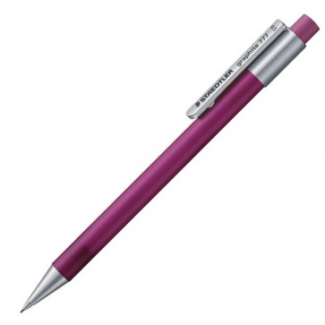 Creion mecanic 0.5mm, magenta, STAEDTLER graphite 777