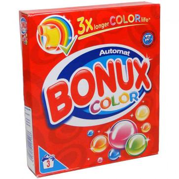 Detergent automat BONUX Color, 300g