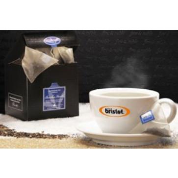 Ceai piramida, 15 piramide/cutie, bourbon vanilla, BRISTOT