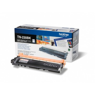 Toner, black, BROTHER TN230BK