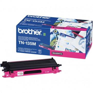 Toner, magenta, BROTHER TN135M