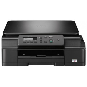 Multifunctional inkjet color BROTHER DCP-J100, A4, USB