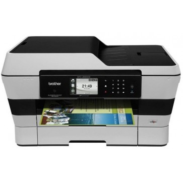 Multifunctional inkjet color BROTHER MFC-J6920DW, A3, USB, Retea Wi-Fi