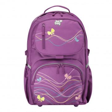 Rucsac ergonomic, HERLITZ Be.Bag Cube Butterfly Stars
