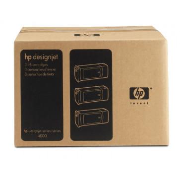 Cartus, yellow, nr. 90, 3 cartuse/set, HP C5085A