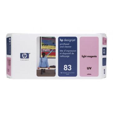 Cartus, light magenta, nr. 83, HP C4945A UV