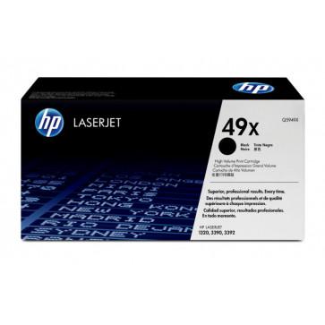 Toner, black, Nr. 49X, HP Q5949X