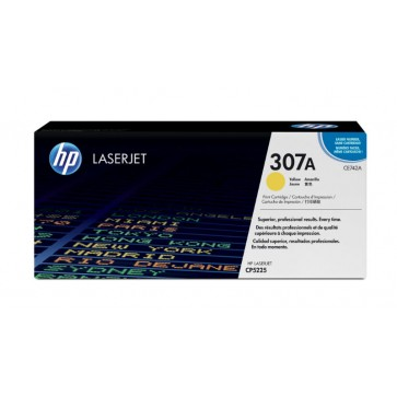 Toner, yellow, Nr. 307A, HP CE742A