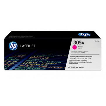 Toner, magenta, 305A, HP CE413A