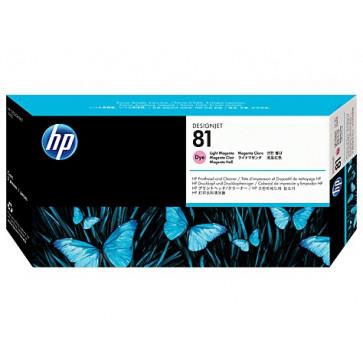 Printhead, light magenta, Nr. 81, HP C4955A Dye