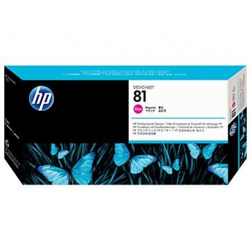 Cartus, magenta, nr. 81, printhead si curatare, HP C4952A Dye
