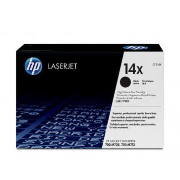 Toner, black, Nr. 14X, HP CF214X