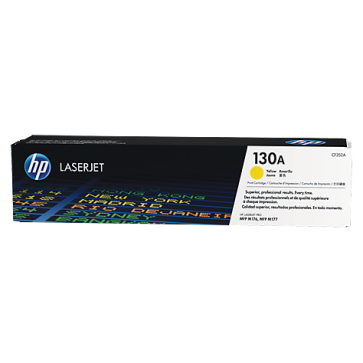 Toner, yellow, nr. 130A, HP CF352A