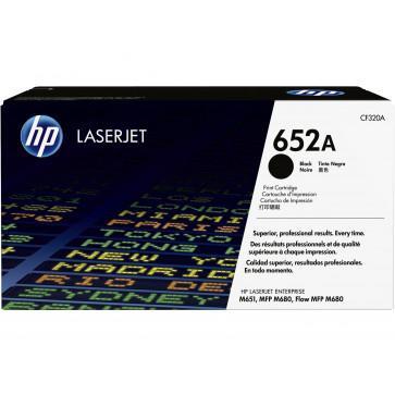 Toner, black, Nr. 652A, HP CF320A
