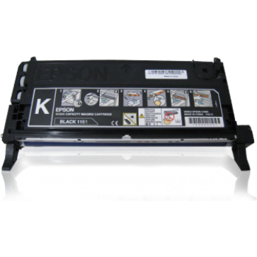 Toner, black, EPSON S051161