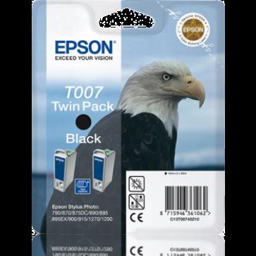 Cartus, black, 2 buc/set, EPSON T00740210