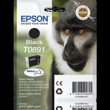 Cartus, negru, EPSON T08914011