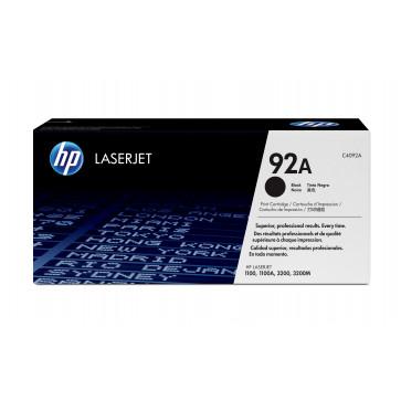 Toner, black, HP C4092A