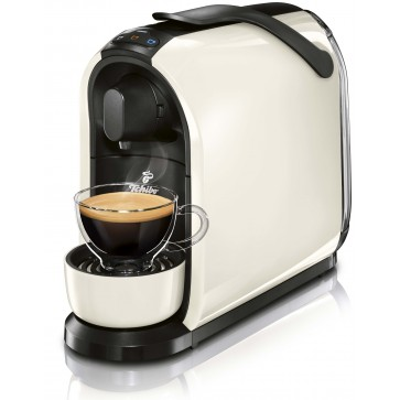 Aparat de cafea, 3 presiuni, 1L, alb, TCHIBO Cafissimo PURE