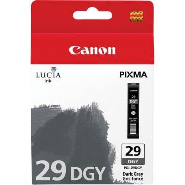 Cartus, dark gray, CANON PGI-29DGY