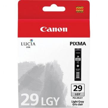 Cartus, light grey, CANON PGI-29LGY