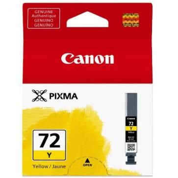 Cartus, yellow, CANON PGI-72Y