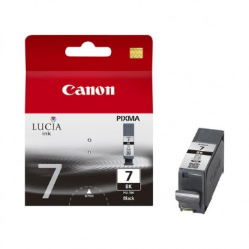Cartus, black, CANON PGI-7BK