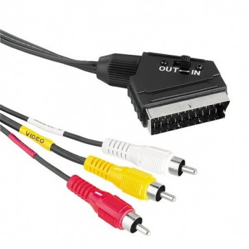 Cablu audio-video SCART HAMA