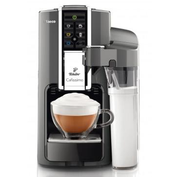 Aparat de cafea, 1.0L, argintiu, 15 bar, Espressor Tchibo Cafissimo Latte