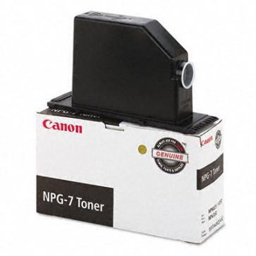 Toner, black, CANON NPG-7