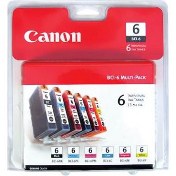 Cartus, C/M/Y, 3 buc./set, CANON BCI-6