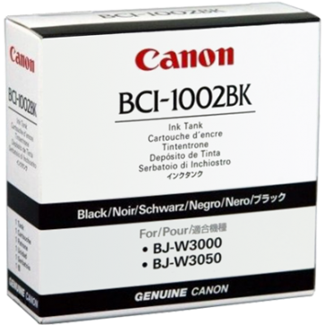 Cartus, black, CANON BCI1002BK