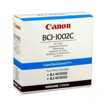 Cartus, cyan, CANON BCI1002C