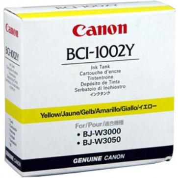 Cartus, yellow, CANON BCI1002Y