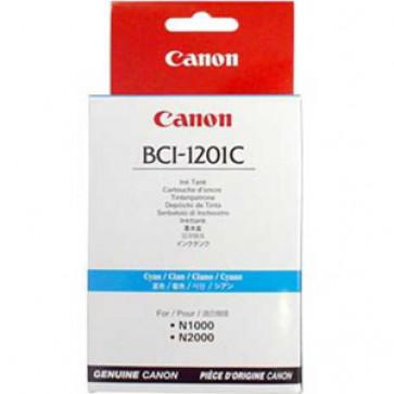 Cartus, cyan, CANON BCI1201C