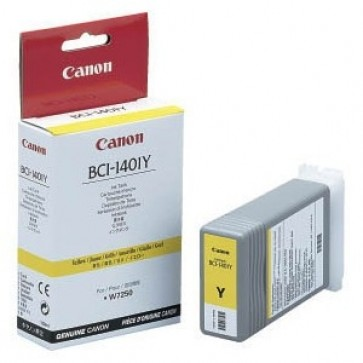 Cartus, yellow, CANON BCI1401Y